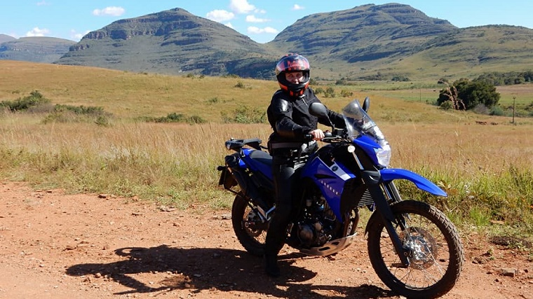 Off-Road in South Africa: If I can do this…